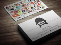 25 Illustration Based Business Card Designs | inspirationfeed.com
