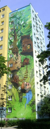 Outstanding Street Graffiti by Przemek Blejzyk | inspirationfeed.com