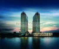 Ivy River Condominium in Charoen Nakorn Road, Ratburana, Bangkok