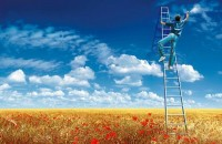 clouds,artwork clouds artwork poppy ladder painters skyscapes poppies blue skies 6754x4386 wallpaper – clouds,artwork clouds artwork poppy ladder painters skyscapes poppies blue skies 6754x4386 wallpaper – Sky Wallpaper – Desktop Wallpaper
