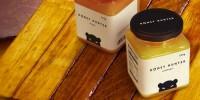 Honey Hunter - The Dieline -