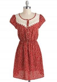 Fleur All We Know Dress | Mod Retro Vintage Dresses | ModCloth.com