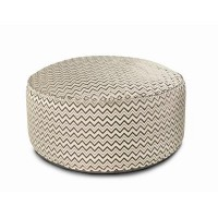 "Missoni Home Leeka Leeka Pouf 16.5"" x 37.5"" 