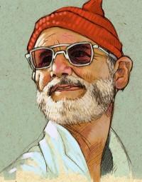 A Collection of Amazing Portraits Portrait - zissou – Signature Illustration Blog
