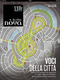 La Vita Nova - Coverjunkie.com