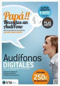 Campaña Audífonos Iris Visión | G2 DISSENY