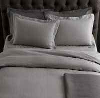 Stonewashed Belgian Linen Bedding Collection | Bed Linens | Restoration Hardware