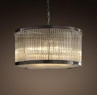 1920s Essex Crystal Rod Chandelier Medium | Chandeliers | Restoration Hardware