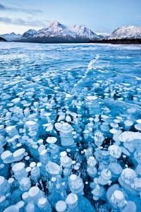 Frozen Bubbles - Traveler Photo Contest 2011 - National Geographic