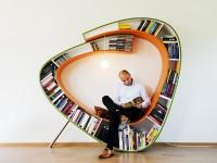 Bookworm Bookshelf Bookworm Bookshelf Design by Atelier 010