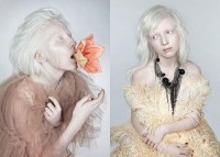 "Nastya Zhidkova by Danil Golovkin in ""Wild Flower"" for Fashion Gone Rogue 