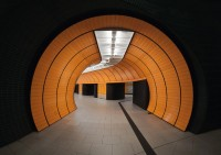 Munich Subway Photos Resemble Abandoned Kubrickian Spacecraft | Raw File | Wired.com