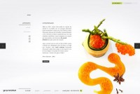Orange Parnasse on Web Design Served