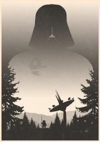 xfiendx4life: Star Wars poster! | SerialThriller™