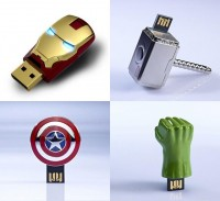 The Avengers USB Sticks | Fancy Crave