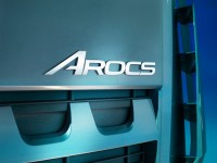 Mercedes-Benz Arocs preview - Car Body Design