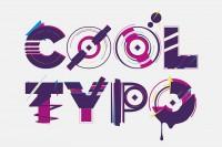 Cool Typo - Typography - Creattica