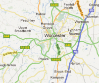 Events in Worcester