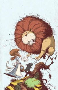 Comic Book Artist: Skottie Young   Abduzeedo Design Inspiration & Tutorials