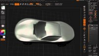 3D sketch designing vehicles in Zbrush.mov - YouTube