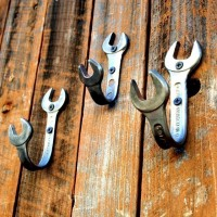 Fancy - 3 Wrench Hook Set