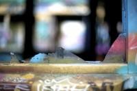 broken tram window   Flickr – Condivisione di foto!