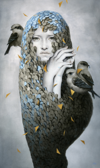 The Humble Sparrow: Work in Progress with Tran Nguyen