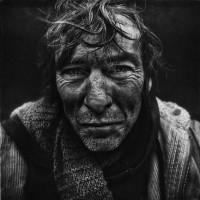 Retratos a preto e branco | fotografia de Lee Jeffries ~ O QUE VEM À REDE