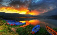 sunset,clouds sunset clouds scenic row boats 2560x1600 wallpaper – sunset,clouds sunset clouds scenic row boats 2560x1600 wallpaper – Boating Wallpaper – Desktop Wallpaper