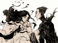[ROTG]Father and daughter(novel VER.) by ~joscomie