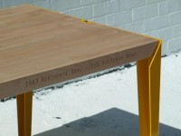 Spare Table « Noddy Boffin | Fine Art Furniture Design