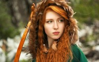 women,cosplay women cosplay redheads freckles green eyes brave faces bow weapon russian katya severnay 2560x1 – women,cosplay women cosplay redheads freckles green eyes brave faces bow weapon russian katya severnay 2560x1 – Red Wallpaper – Desktop Wallpaper