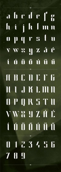 FUSION typeface / 2012 on Typography Served