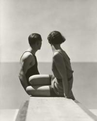 Yellow Korner : Photograph : Swimwears - George Hoyningen-Huene