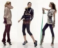 Fashionista Empedernida: SPORT CHIC