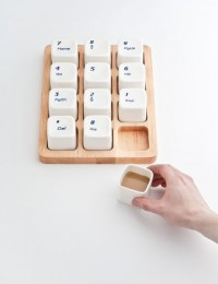 Fancy - Keyboard Coffee Cups by E Square