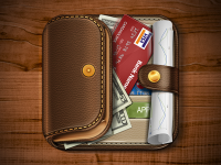 New QuickWallet Icon by Taptastic Apps
