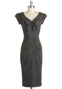Sheath a Lady Dress | Mod Retro Vintage Dresses | ModCloth.com
