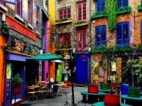 Google Image Result for http://2.bp.blogspot.com/-PSoT-9gIuL0/T-teFQVPzDI/AAAAAAAAFSk/R5-WAD2ZtZY/s1600/colourful-houses-from-around-the-world-the-flying-tortoise.jpg