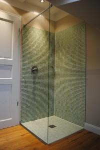 Gäste-WC - dusche
