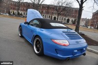 First Porsche 911 Speedster comes to Boston - Boston Overdrive - Boston.com