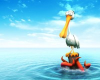 Pelican by ~nicobou