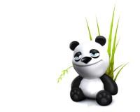 panda - come back by ~nicobou