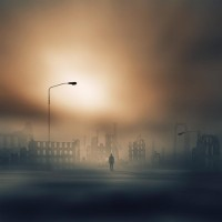 Fotoblur - The last man on earth by Francesco Romoli