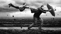 Fotoblur - Wind by Adrian Sommeling