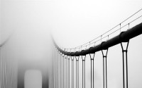 Fotoblur - Vanishing Bridge by Matt Hanson