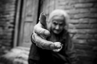 Fotoblur - Begging by Jeremy Fokkens