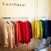 MODA OPERANDI - @equipment_fr dream closet (Taken with Instagram)
