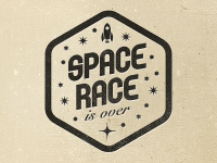Space Race by Alex Patrascu