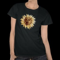 Flower Power Tshirts from Zazzle.com
